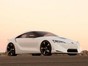 Ver foto 7 de Toyota FT-HS Concept 2007