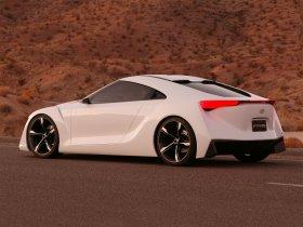 Ver foto 5 de Toyota FT-HS Concept 2007