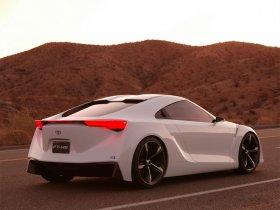 Ver foto 2 de Toyota FT-HS Concept 2007