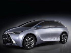 Ver foto 2 de Toyota FT-HT Concept 2013