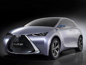 Ver foto 1 de Toyota FT-HT Concept 2013