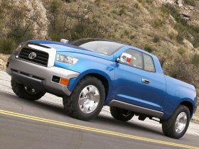 Ver foto 1 de Toyota FTX Concept 2004