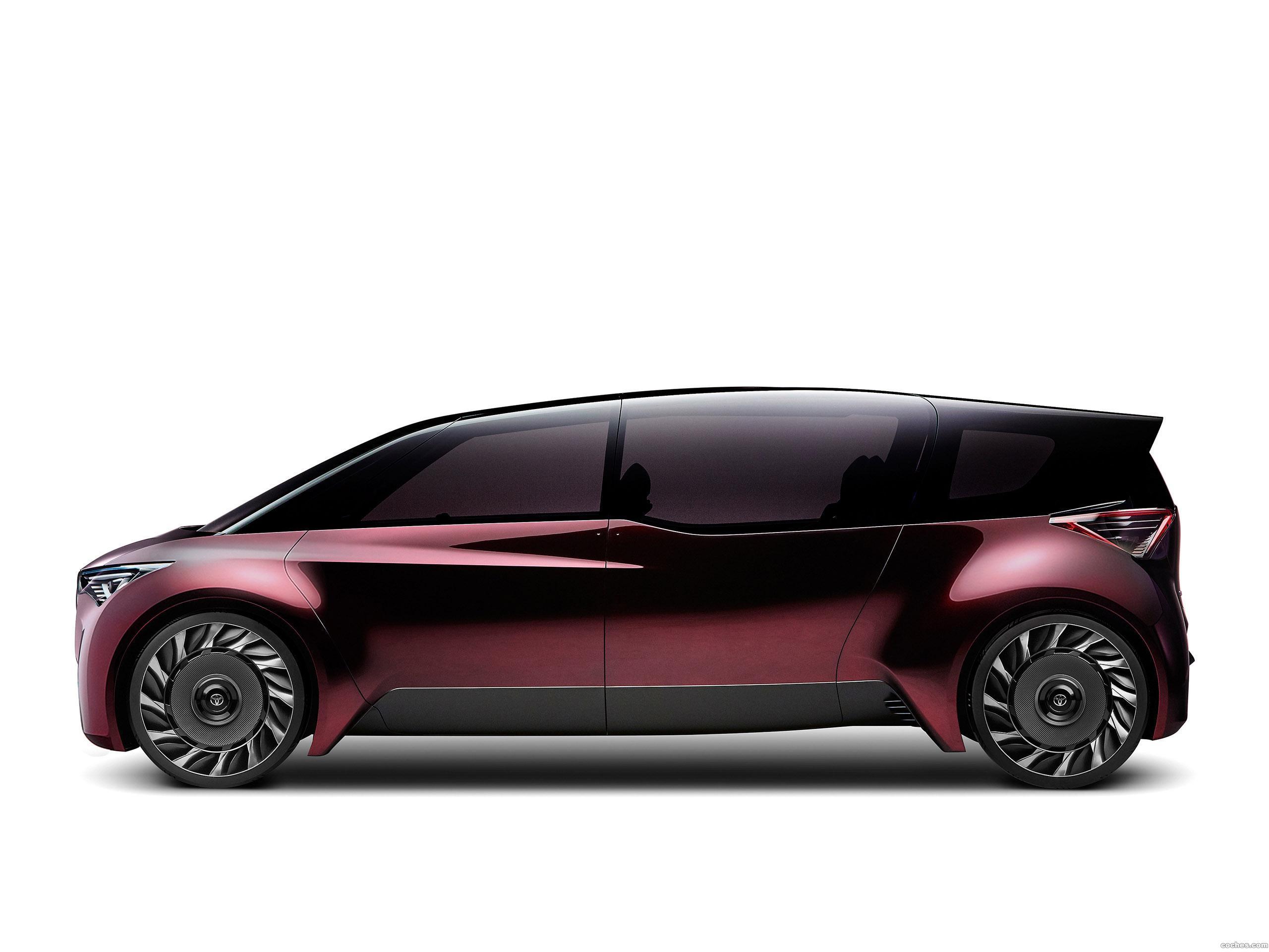 Foto 2 de Toyota Fine Comfort Ride  2017