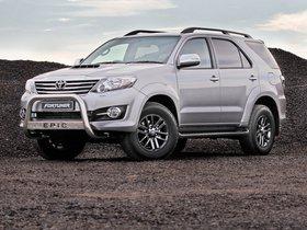 Ver foto 3 de Toyota Fortuner Epic 2015