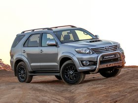 Fotos de Toyota Fortuner Epic 2015