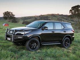 Ver foto 2 de Toyota Fortuner GX Australia  2015