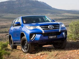 Ver foto 7 de Toyota Fortuner GX Australia  2015