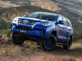 Ver foto 6 de Toyota Fortuner GX Australia  2015