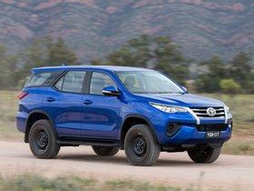 Ver foto 5 de Toyota Fortuner GX Australia  2015