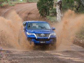 Ver foto 4 de Toyota Fortuner GX Australia  2015