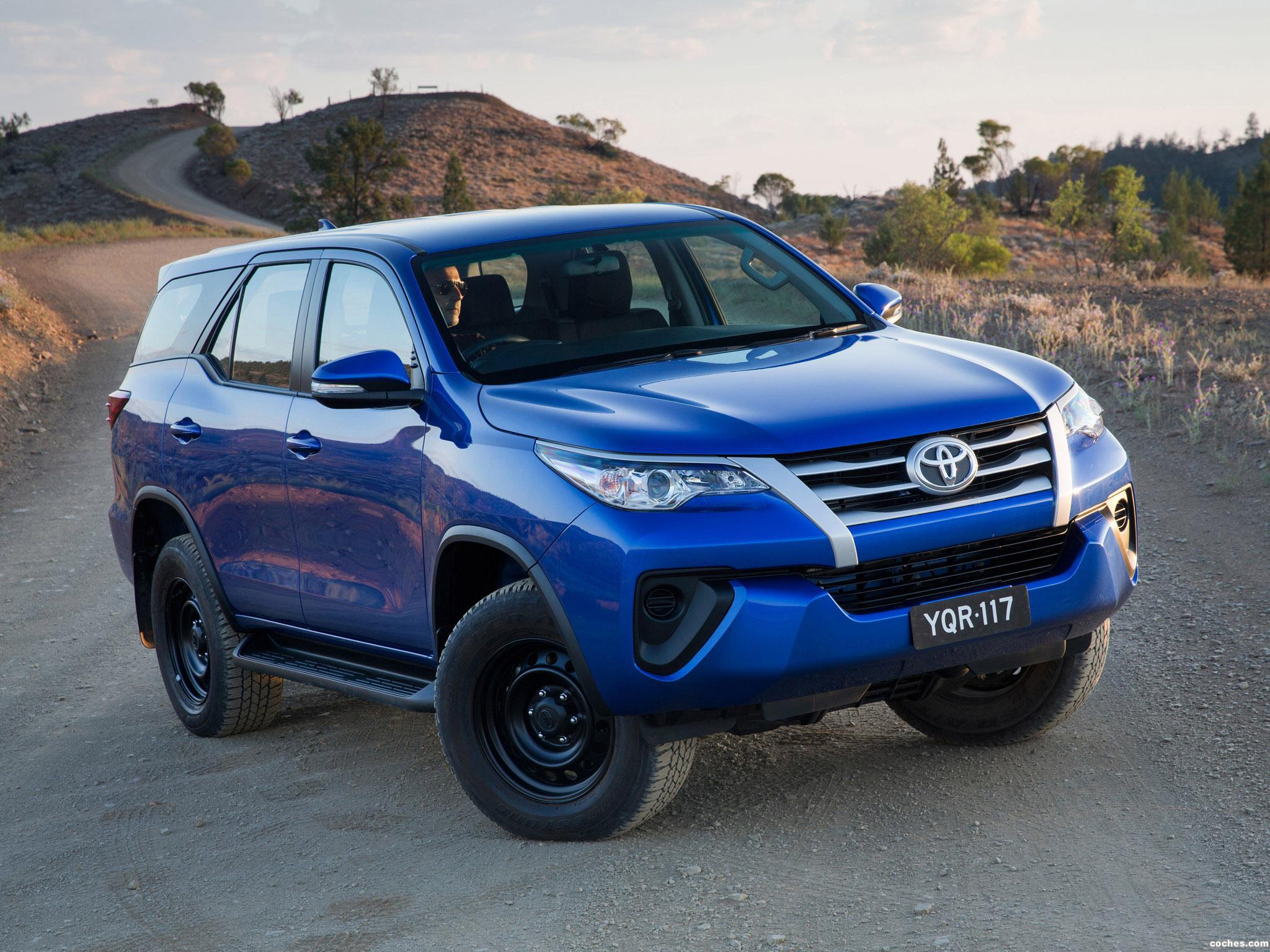 Foto 0 de Toyota Fortuner GX Australia  2015