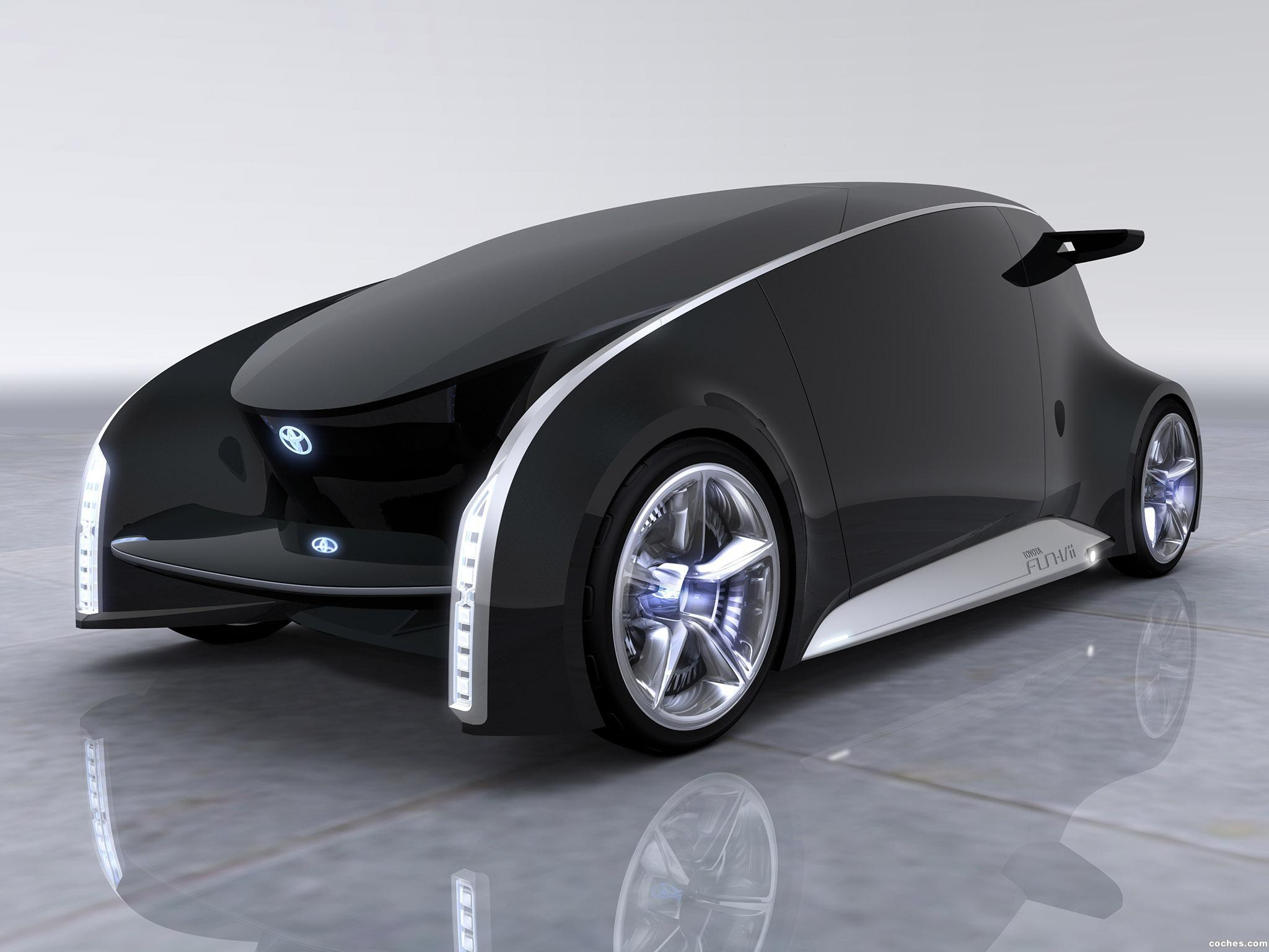 Foto 0 de Toyota Fun Vii Concept 2011