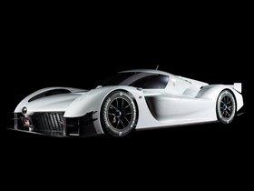 Ver foto 1 de Toyota GR Super Sport Concept  2018