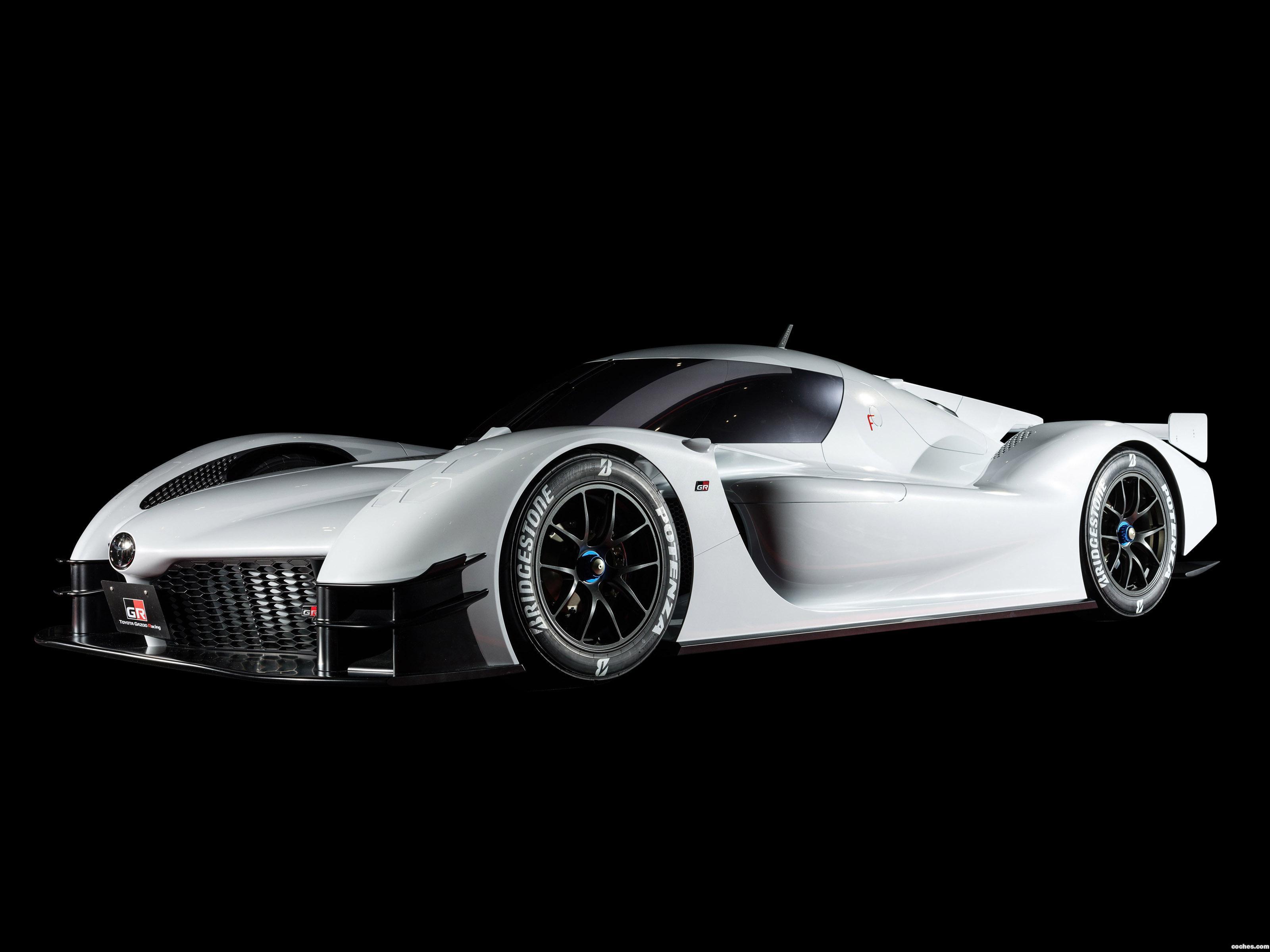 Foto 0 de Toyota GR Super Sport Concept  2018