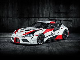 Ver foto 7 de Toyota GR Supra Racing Concept 2018