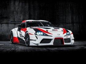 Ver foto 2 de Toyota GR Supra Racing Concept 2018