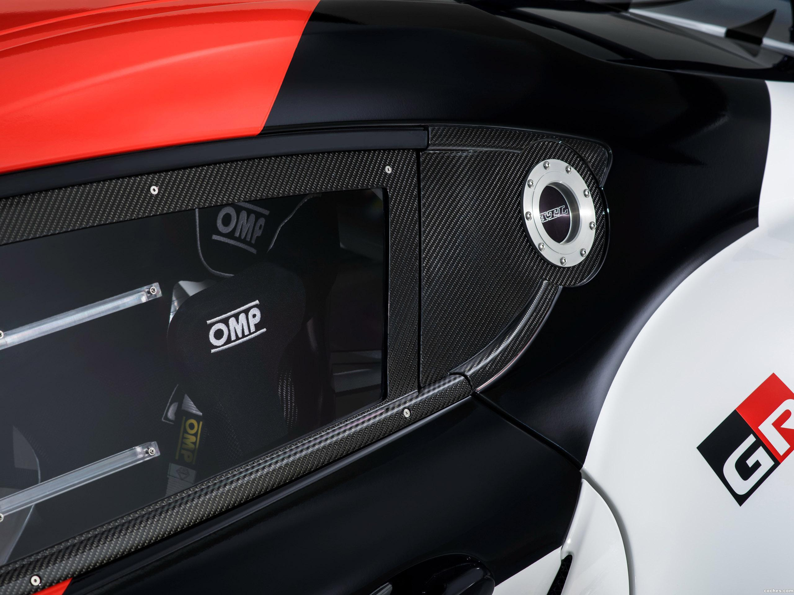 Foto 25 de Toyota GR Supra Racing Concept 2018