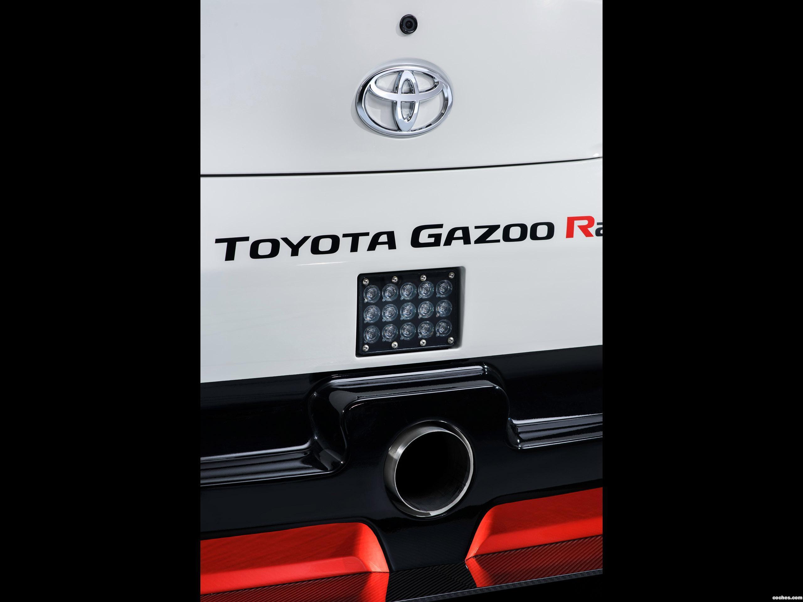 Foto 24 de Toyota GR Supra Racing Concept 2018