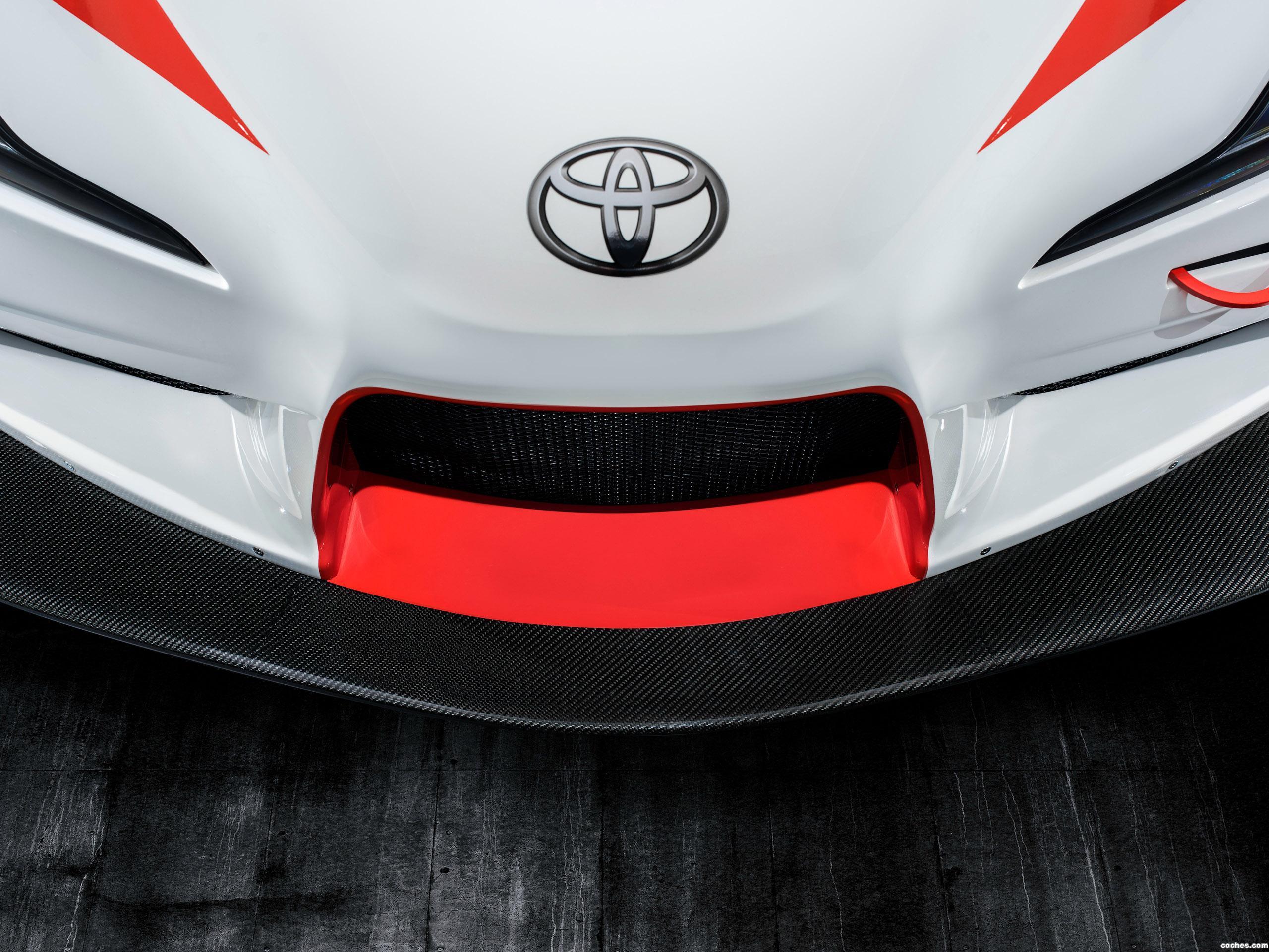 Foto 21 de Toyota GR Supra Racing Concept 2018