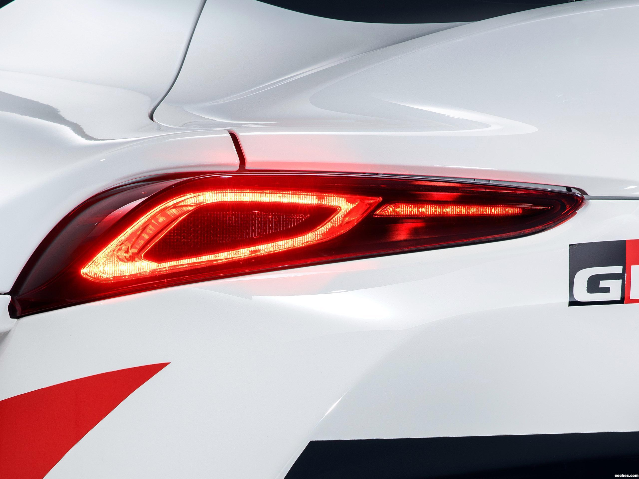 Foto 20 de Toyota GR Supra Racing Concept 2018