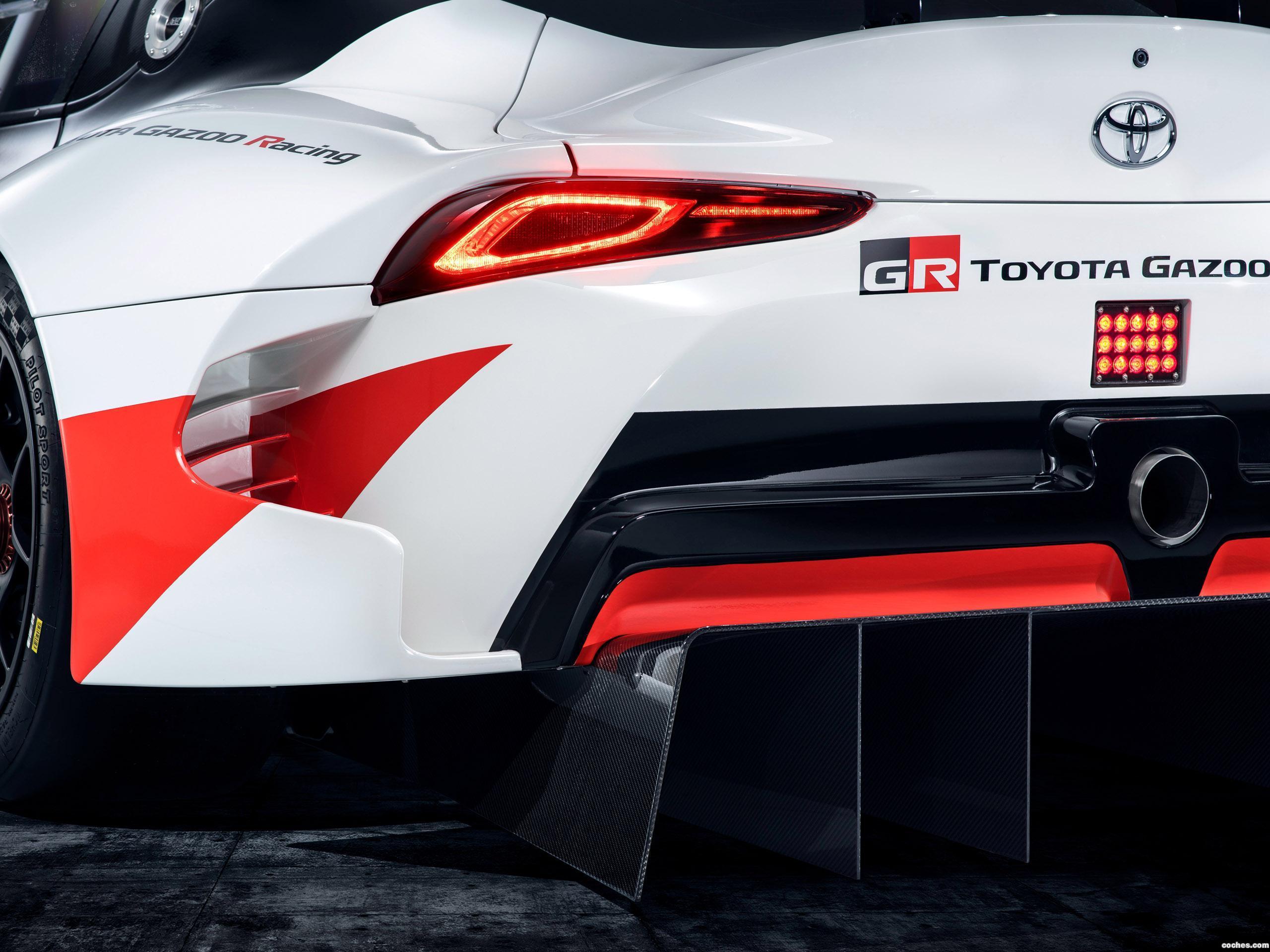 Foto 18 de Toyota GR Supra Racing Concept 2018