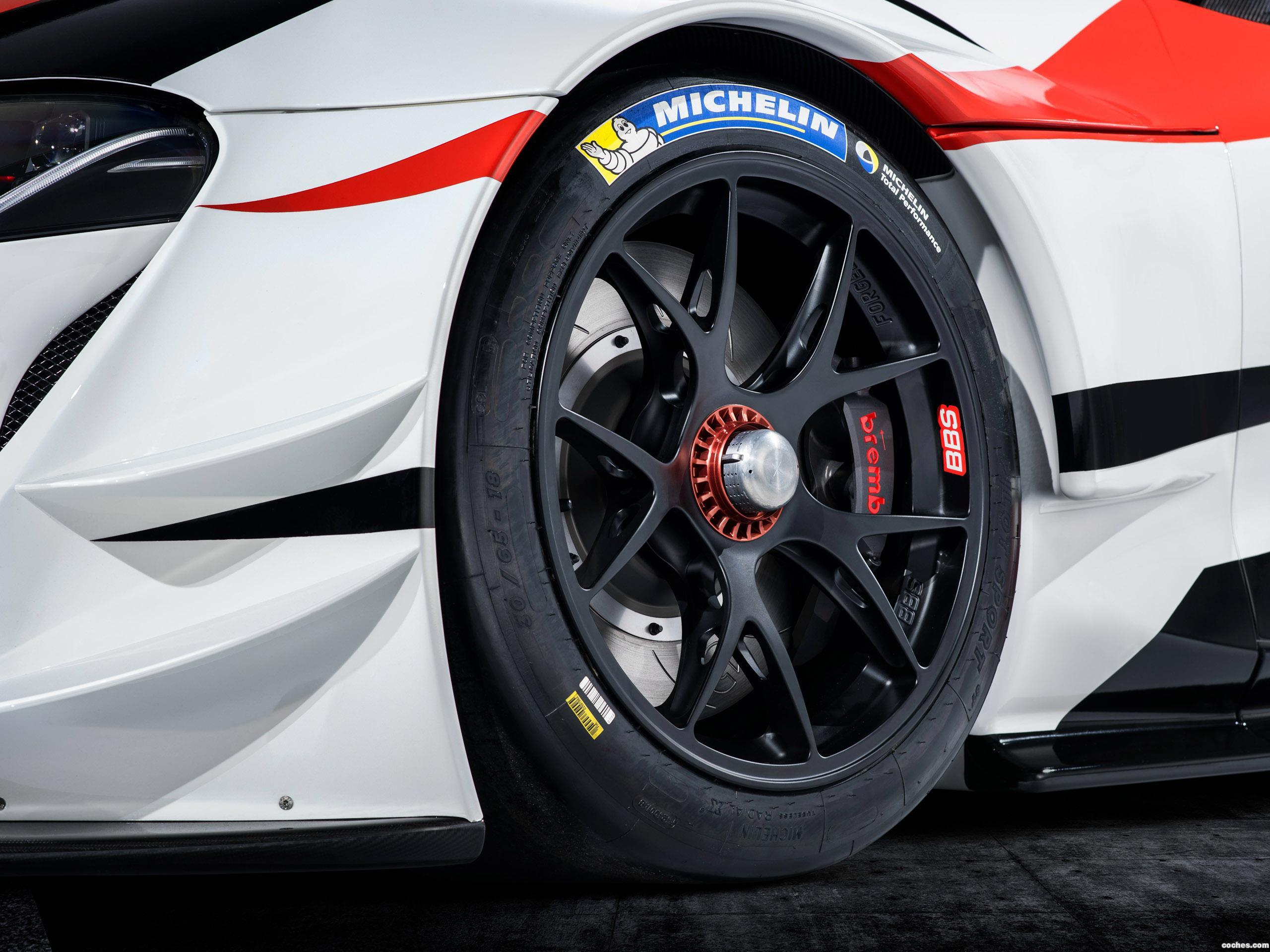 Foto 17 de Toyota GR Supra Racing Concept 2018