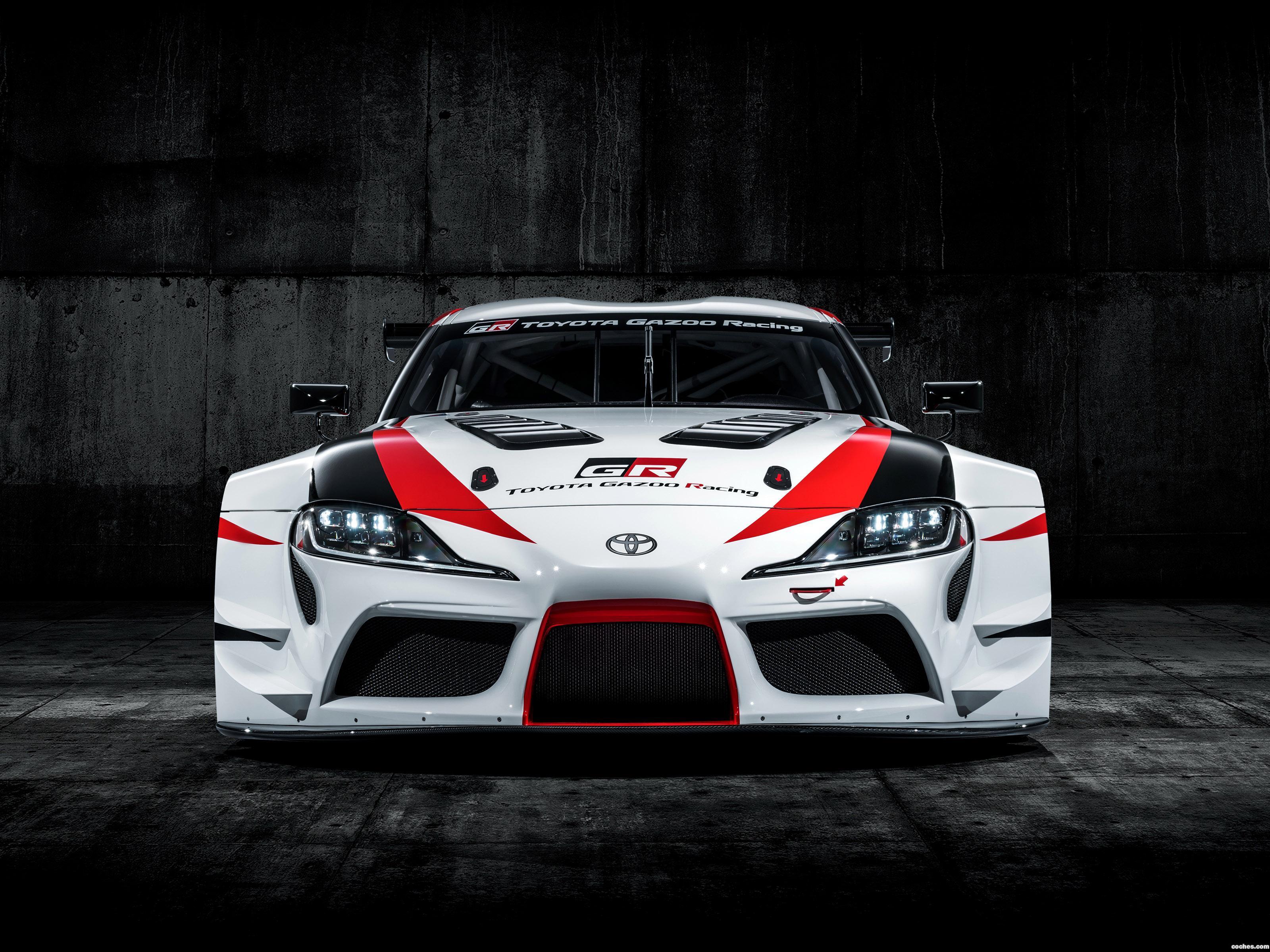 Foto 15 de Toyota GR Supra Racing Concept 2018