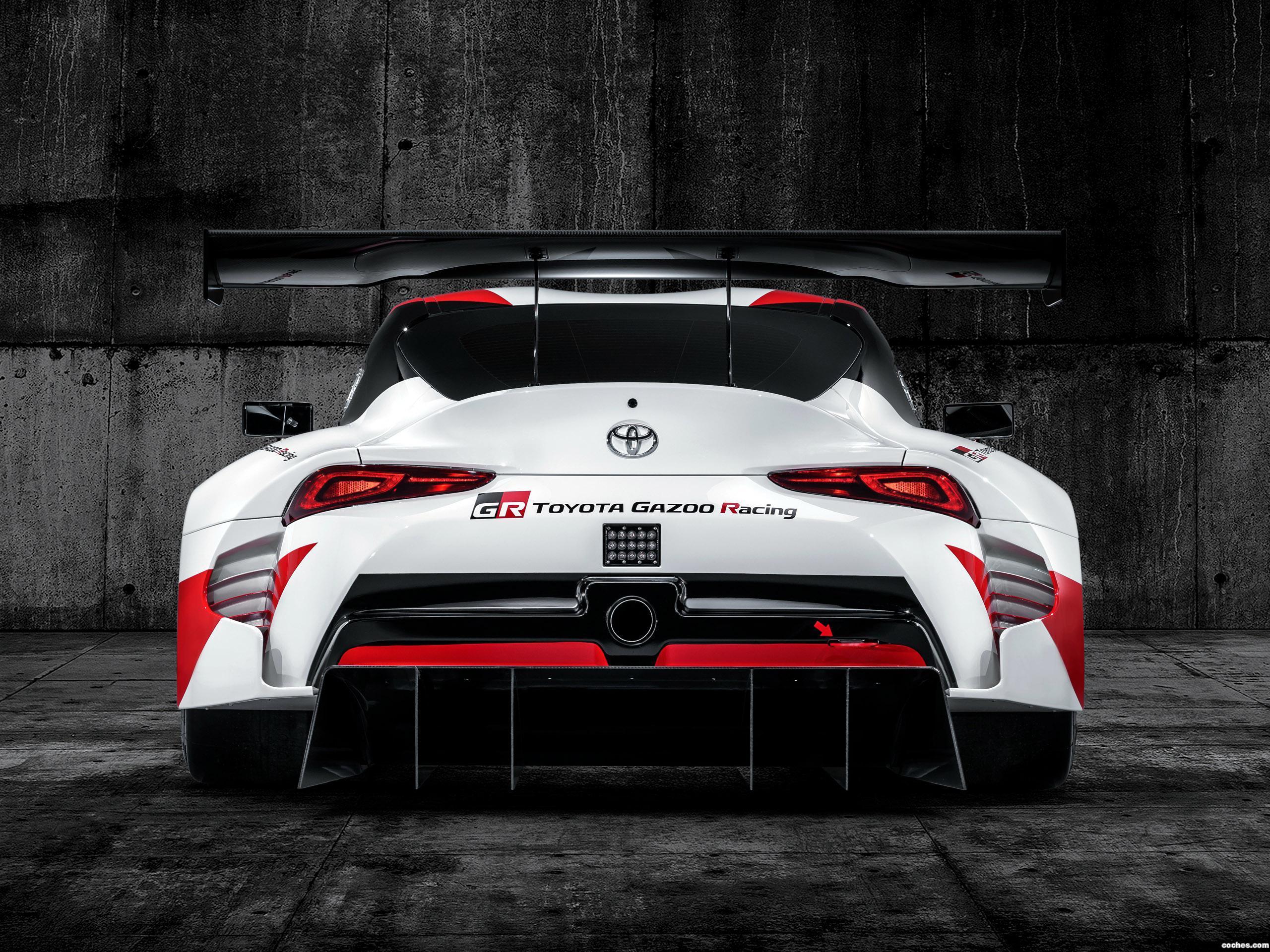 Foto 14 de Toyota GR Supra Racing Concept 2018