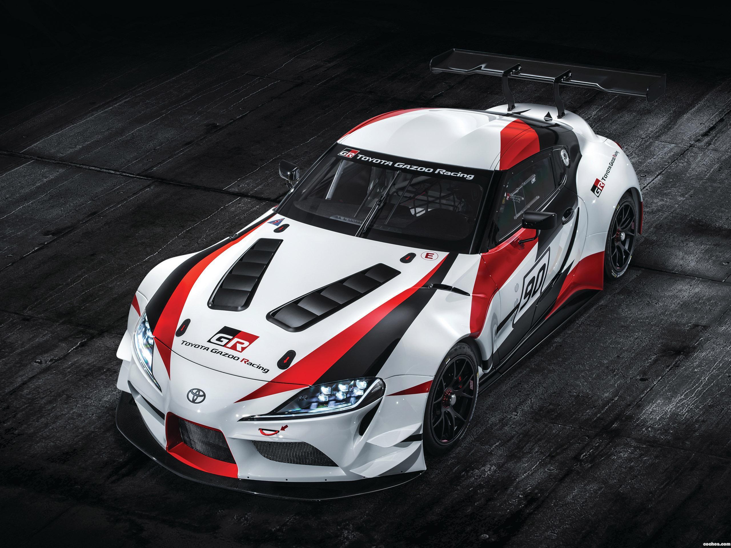 Foto 8 de Toyota GR Supra Racing Concept 2018