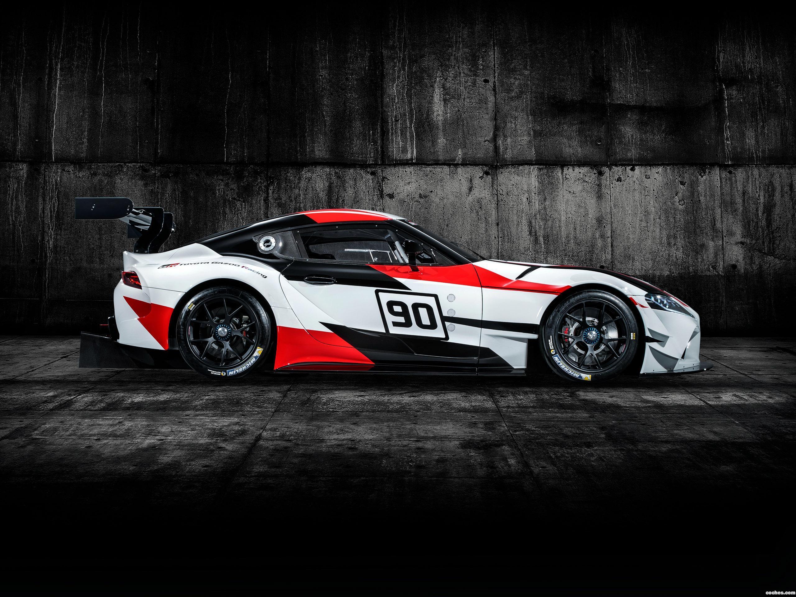 Foto 4 de Toyota GR Supra Racing Concept 2018