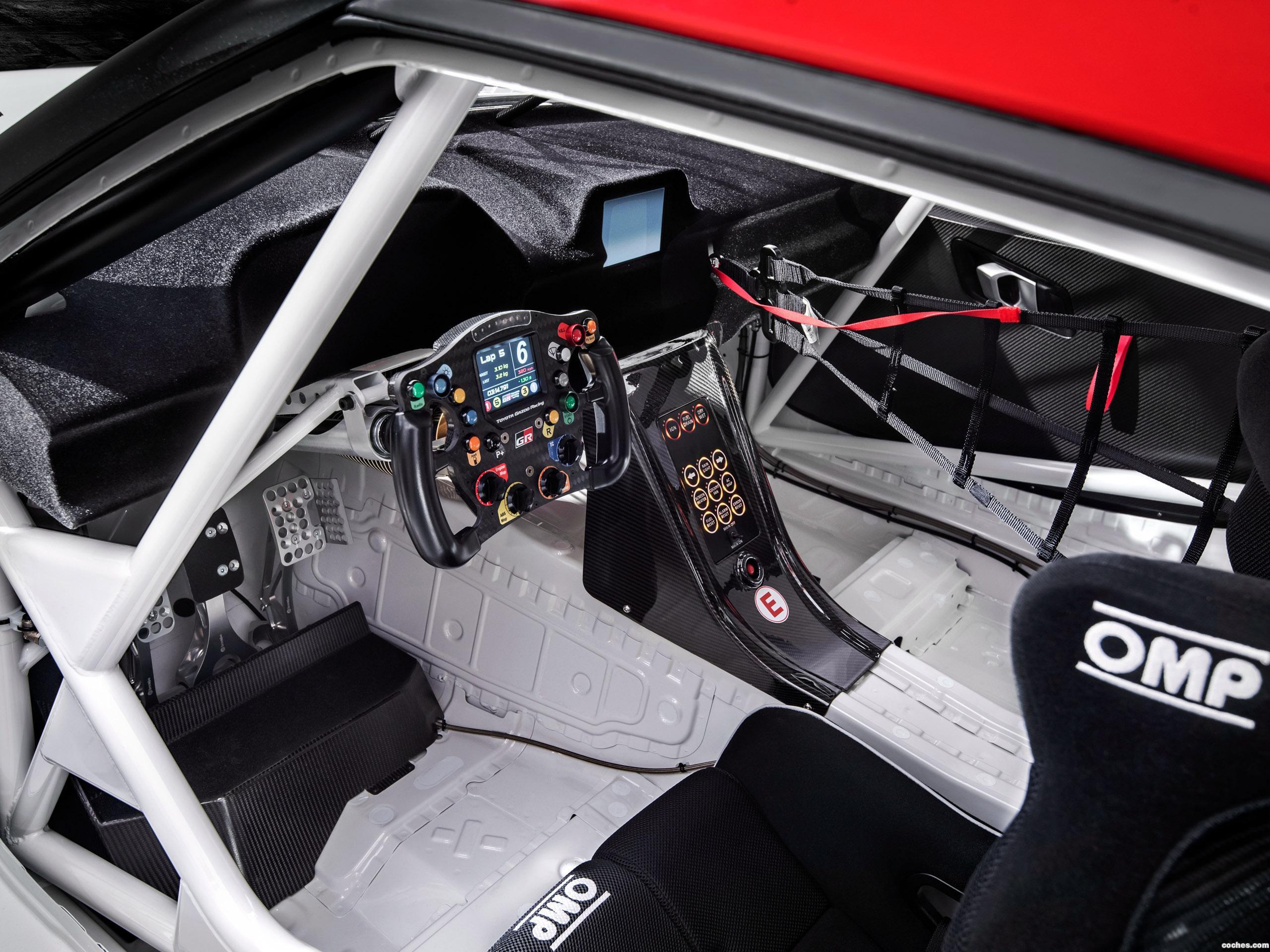 Foto 30 de Toyota GR Supra Racing Concept 2018