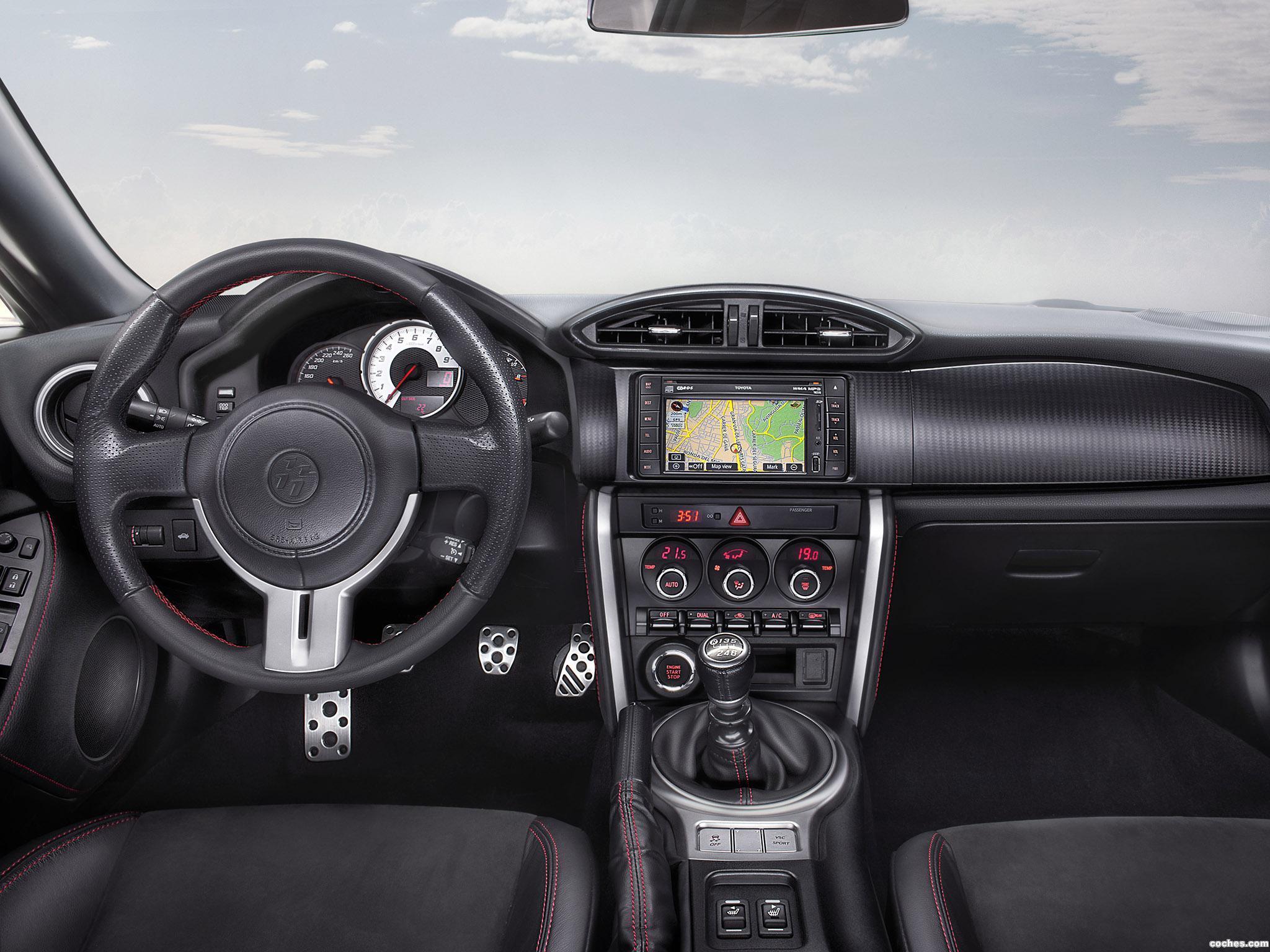 Foto 11 de Toyota GT 86 2012