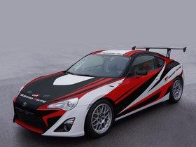 Fotos de Toyota GT 86 GAZOO Racing Team Nurburgring 2012