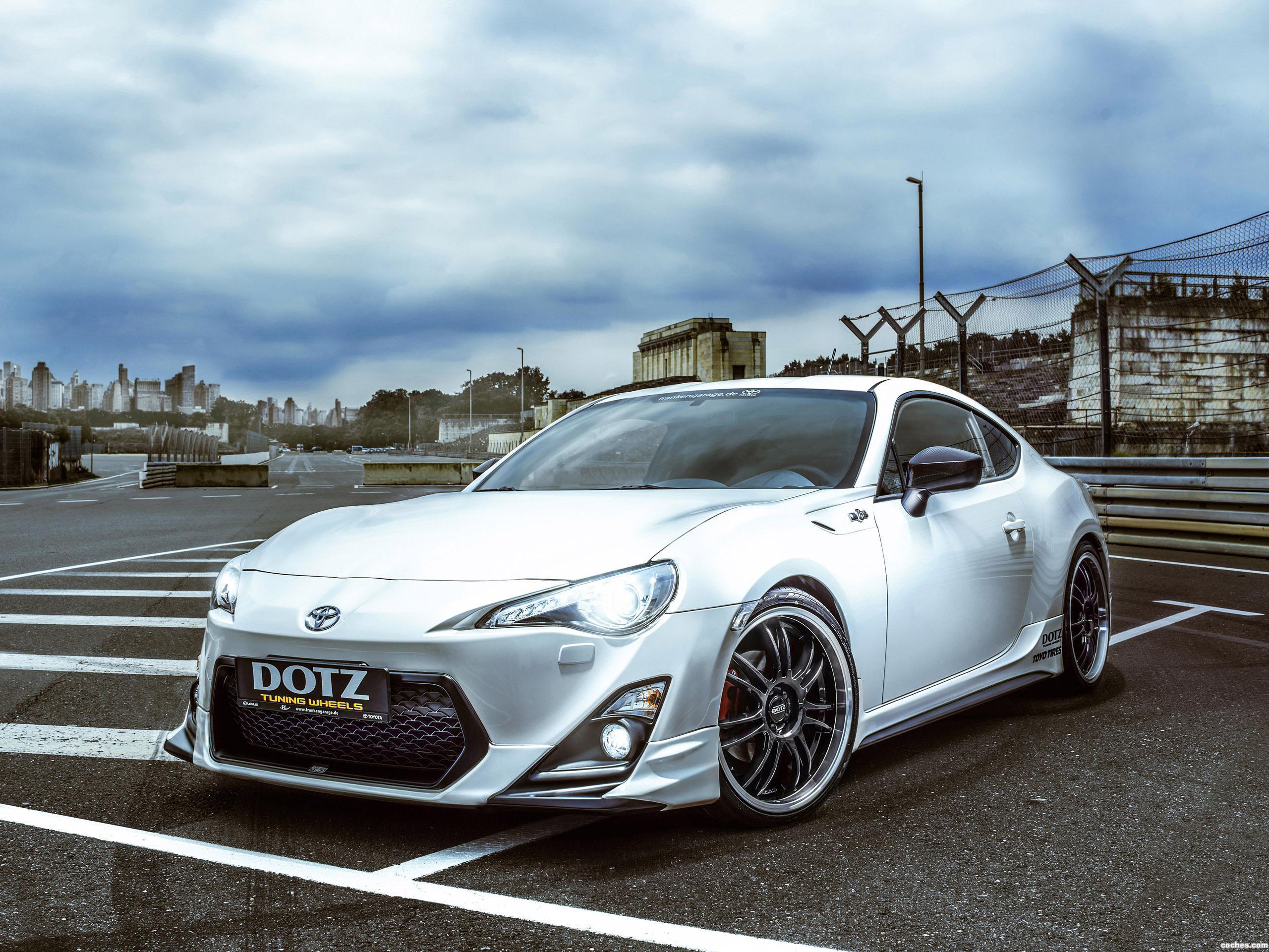 Foto 0 de Toyota GT86 Dotz Shift 2014