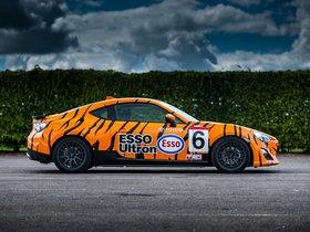Ver foto 2 de Toyota GT86 Esso Ultron Tiger Supra 2015