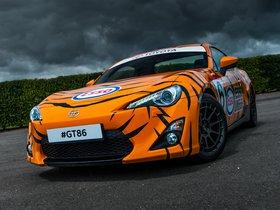 Fotos de Toyota GT86 Esso Ultron Tiger Supra 2015