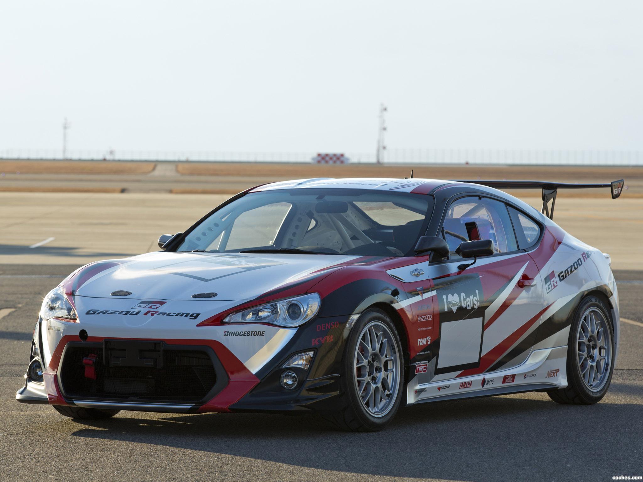 Foto 0 de Toyota GT 86 Gazoo Racing 2013