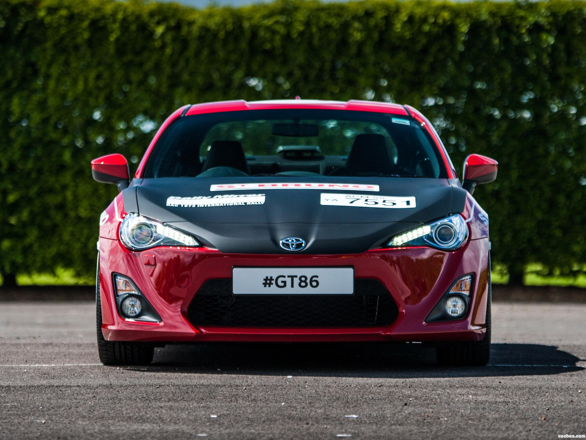 Foto 0 de Toyota GT86 by Ove Andersson 2015