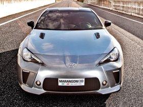 Ver foto 12 de Toyota GT 86 R Marangoni Eco Explorer 2013