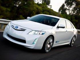 Ver foto 2 de Toyota HC-CV Concept 2009