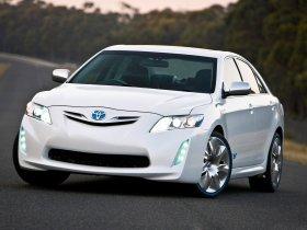 Ver foto 1 de Toyota HC-CV Concept 2009