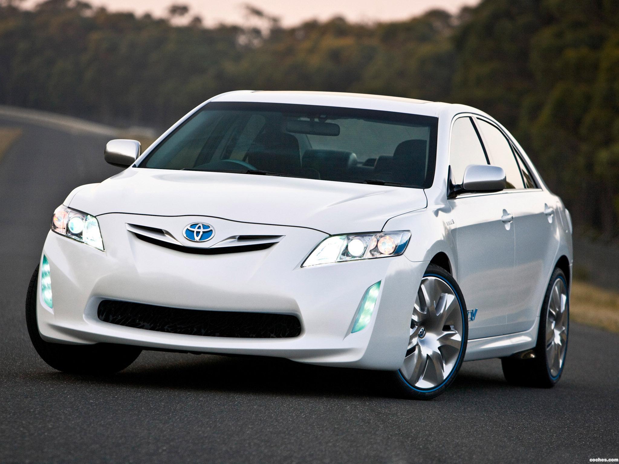 Foto 0 de Toyota HC-CV Concept 2009