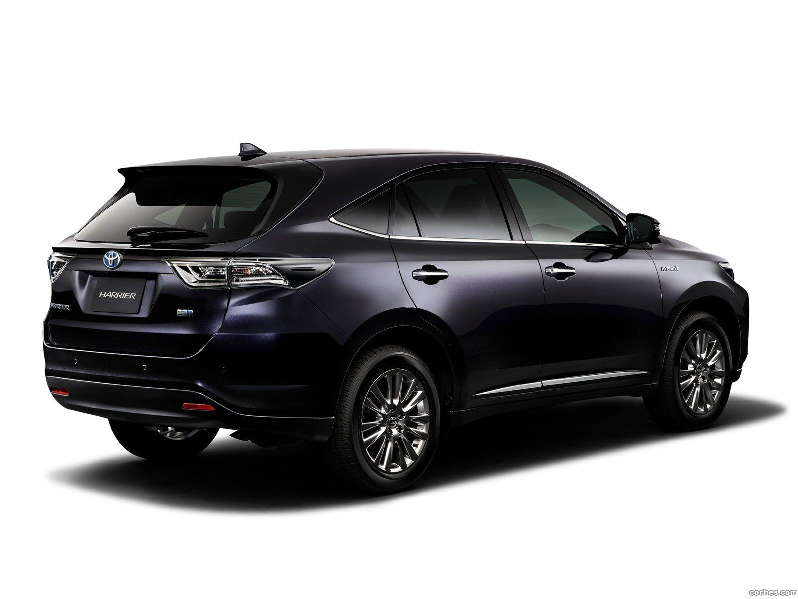 Foto 1 de Toyota Harrier 2013