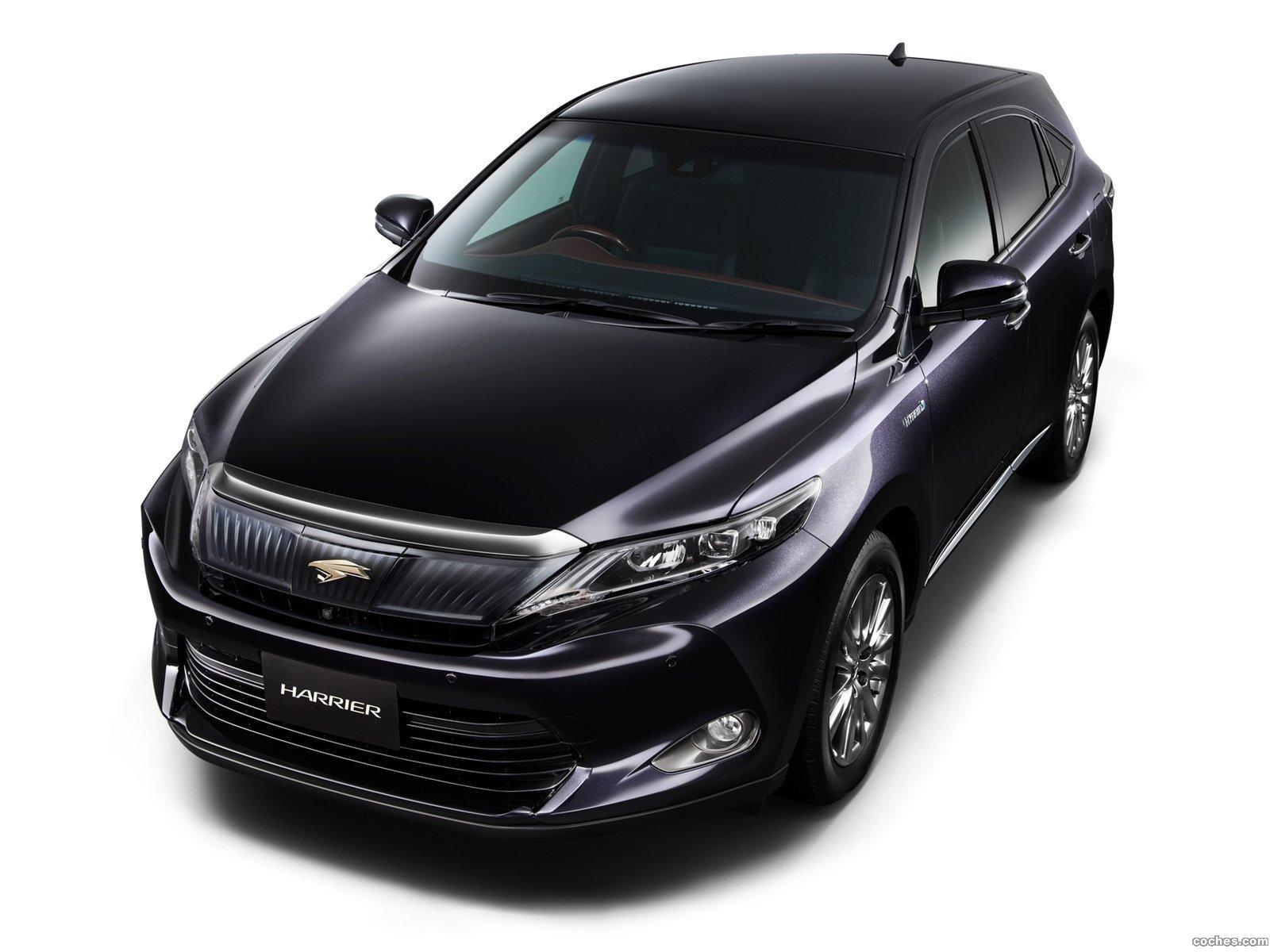 Foto 0 de Toyota Harrier 2013