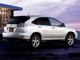 Ver foto 5 de Toyota Harrier Hybrid 2005
