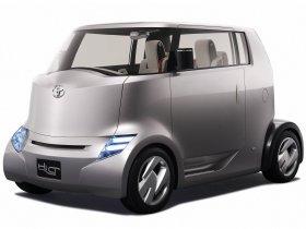 Ver foto 4 de Toyota Hi-CT Concept 2007