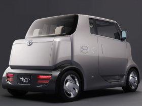 Ver foto 2 de Toyota Hi-CT Concept 2007