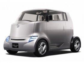 Ver foto 1 de Toyota Hi-CT Concept 2007