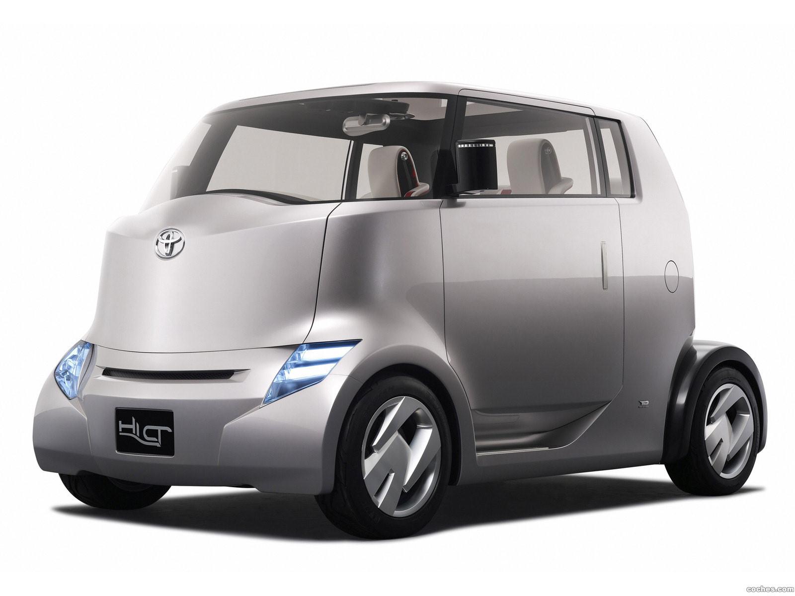 Foto 0 de Toyota Hi-CT Concept 2007