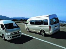Ver foto 5 de Toyota HiAce Japan 2004
